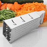 4-Sided Multi-Purpose Stainless Steel Grater