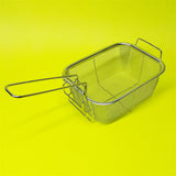 Stainless Steel Rectangle Medium Size Frying Basket