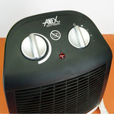 Anex Deluxe Fan Heater AG-5004 ( 2 Years Brand Warranty)