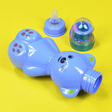 Jiaai Plastic 260ml Baby Feeding Bottle With Nipple