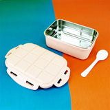 Stainless Steel 900ml Lunch / Tiffin Box
