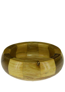 Bamboo 4 inches Wooden Ashtray