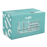 Rolex Acrylic Rectangle Shape Lipstick & Cosmetic Organizer