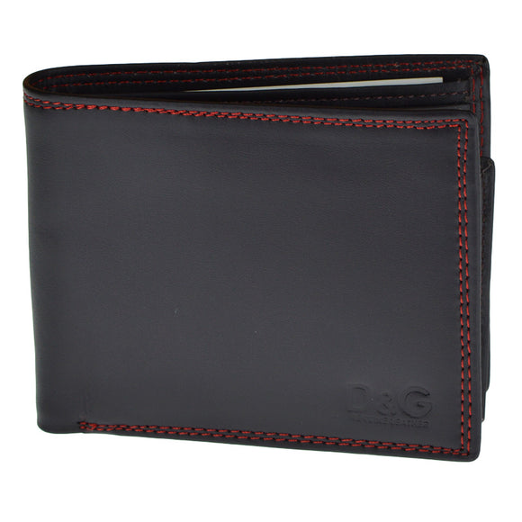 D&G Genuine Leather Wallet For Men