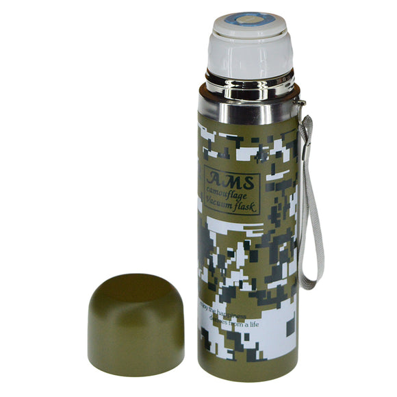 Diyi Stainless Steel 500ml Water Bottle