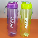Safari Alfa  700ml Transparent Plastic Water Bottle