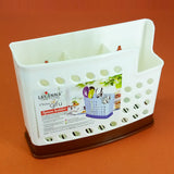 Lavenna 3-Partition Multi-Purpose Cutlery Holder & Organizer