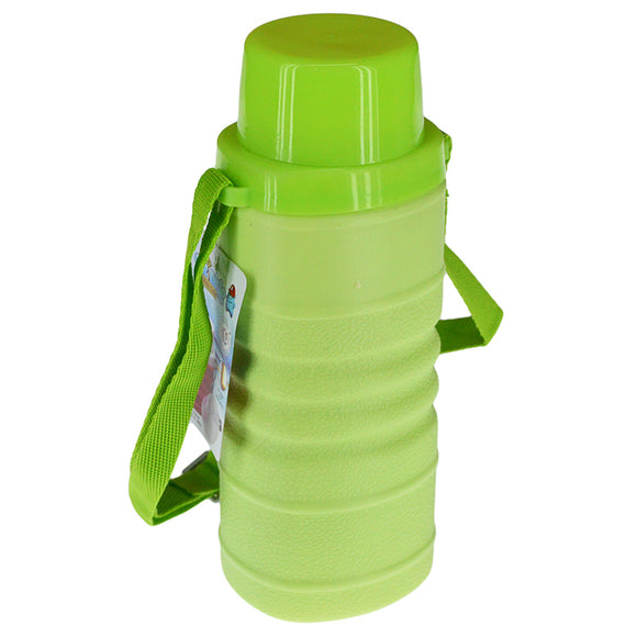Apollo Kids Plastic 1 Litre School Water Cooler & Thermos With Straw