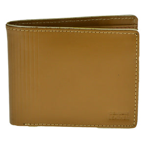 Sand Brown Genuine Leather Wallet For Men