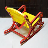 Rock & Roll Kids' Rocking Chair For (1 To 3 Year Old Kid)