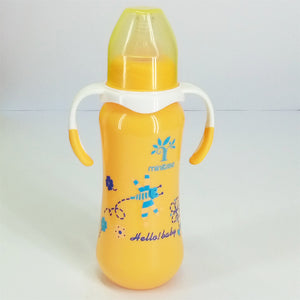 Mini Tree Baby Plastic 270ml Feeding Bottle With Nipple