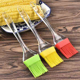 Silicon Multi-Color Small Kitchen Oil Brush