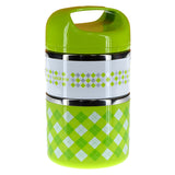 Tedemei Two Layers 930ml Stainless Steel Lunch / Tiffin Box