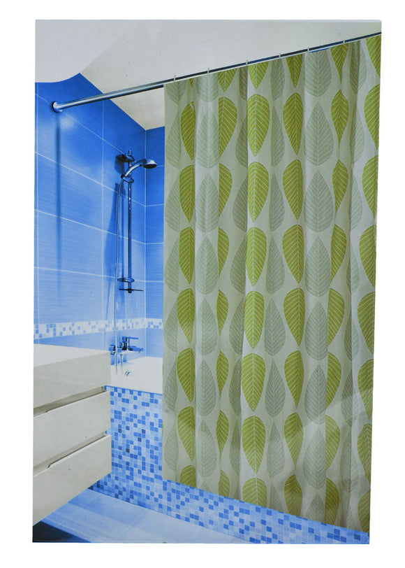 Peva Polyester 180 X 180 cm Water Proof Shower Curtain