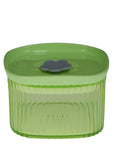 Huihuang 300ml Transparent Plastic Air Tight Storage Jar