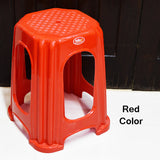 Fello Multi-Purpose Solid Plastic Chair Stool