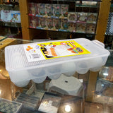Egg Preservation Storage Fridge Box Imported Quality ( 18pcs Placement )