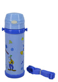 Mickey Mouse Blue Stainless Steel 500ml Water Bottle
