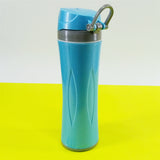 Bright Easy Cool Kids Plastic 500ml School Water Bottle With Carrying Handle