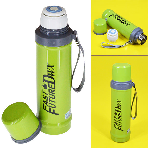 Fashion Stainless Steel 800ml  Water Bottle