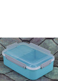 Homio 1200ml Plastic Lunch / Tiffin Box