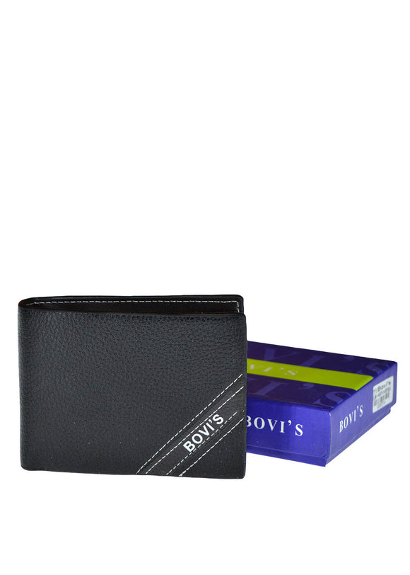 Bovi's Fashion Leather Wallet For Men