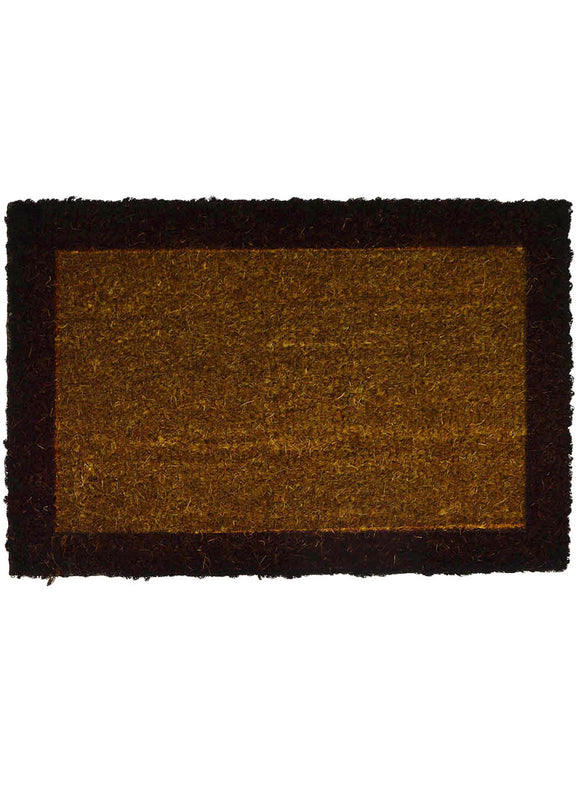 Heavy Jute Thick Grass Door / Foot Mat 32 X 20 inches