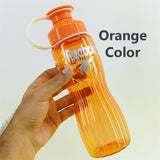 Beli 650ml Handy Sports Plastic Water Bottle