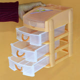 3 Step Multi-Purpose Jewelry & Storage Boxes