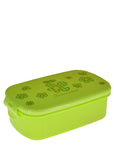 Tartan Plaid 2 Partitions Plastic Lunch / Tiffin Box