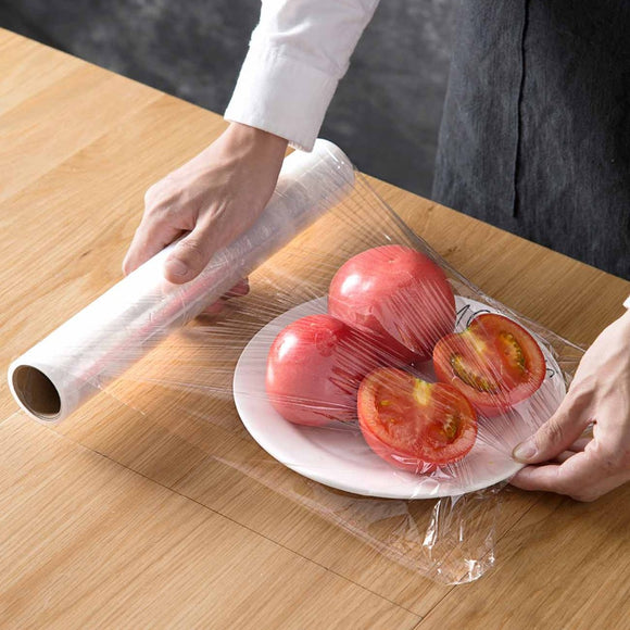 Fresh Cling Food & Multipurpose P.V.C-Wrap ( 30-Meters ) Roll