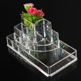 Acrylic Cosmetics & Brush Holder & Organizer