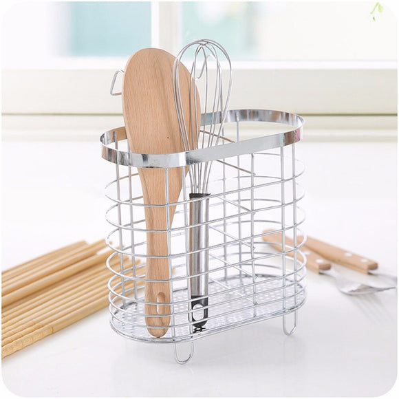 Metal Cutlery & Multi-Purpose Stand Holder