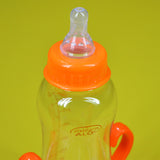 Algo Baby Plastic 260ml Feeding Bottle With Nipple
