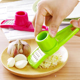 Extra Small Mini Stainless Steel Garlic & Cheese Grater ( Random Colors)