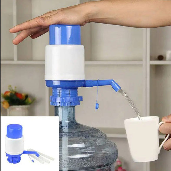 Manual Push Water Dispenser Pump For 19-Liters Gallon / Bottle