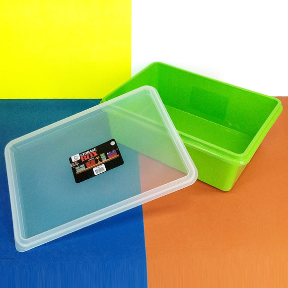 Modern Extra-Large Size Rectangle Air-Tight Storage Container Box