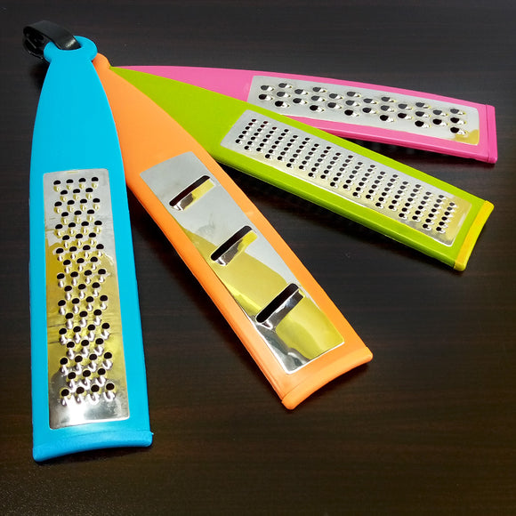 4pcs Handheld Kitchen Vegetables & Cheese Grater Set