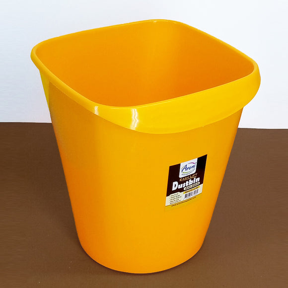 Aroni Medium Size Plastic Dust / Waste Bin