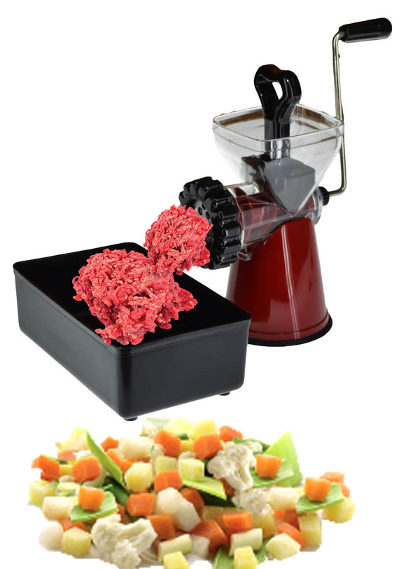 Anex Handy Meat Mincer AG-9 ( 2 Years Brand Warranty)