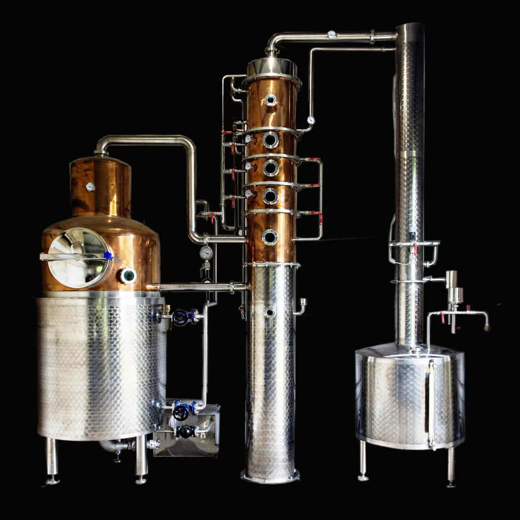 Distilling The West Winds Gins