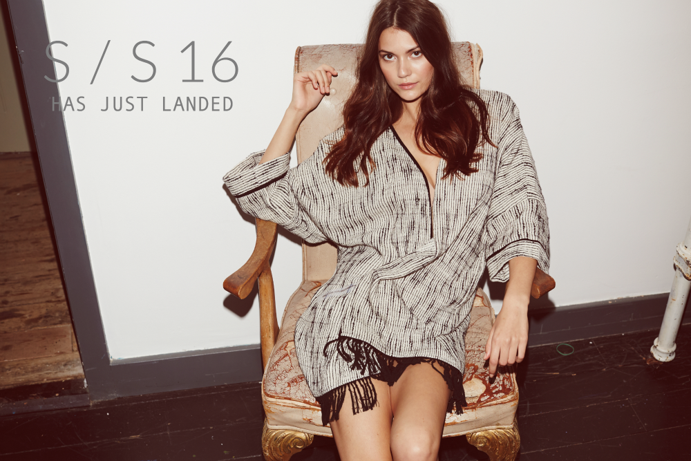 S/S16 is here | Your personal stylist has arrived
