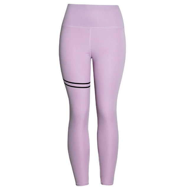 Exercise Fitness Leggings - Steam Pumped