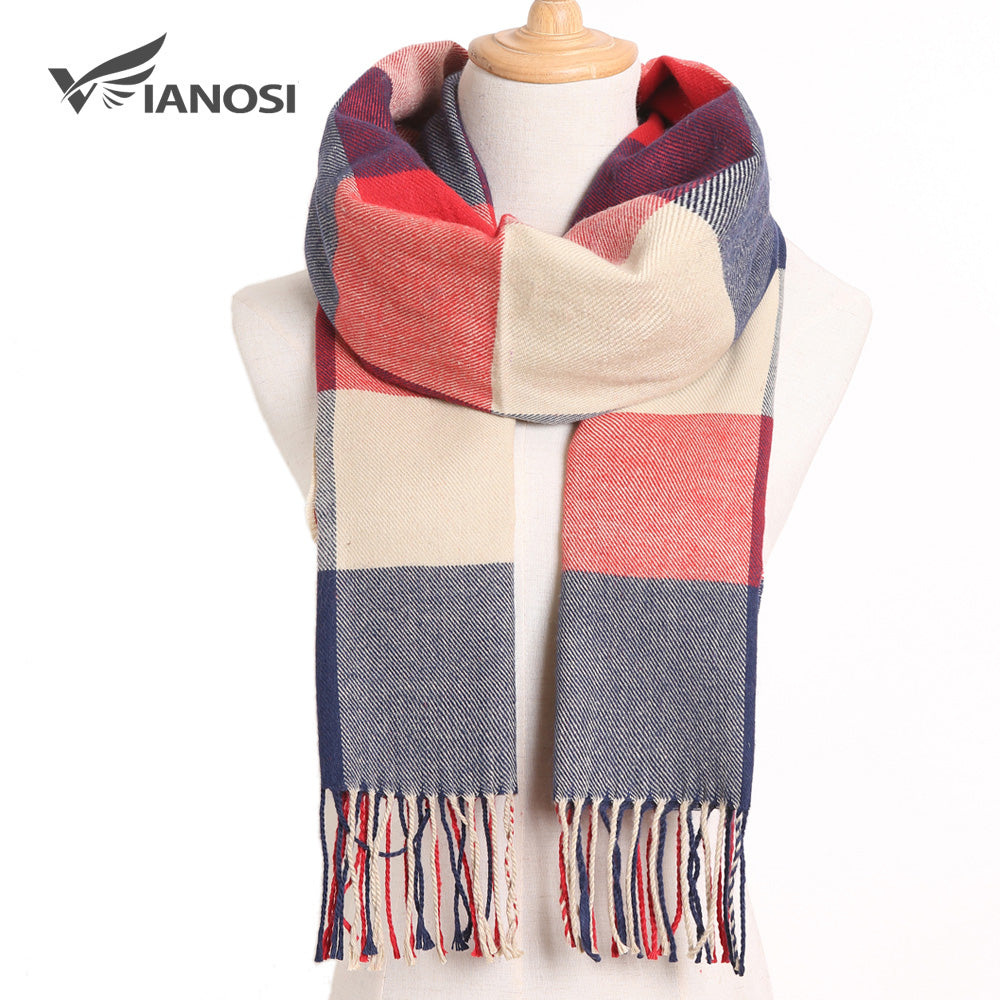 Unisex Fashion Casual Scarf