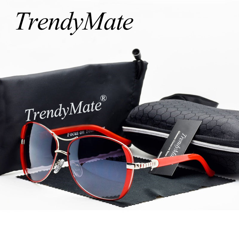 High Quality Women Vintage Sunglasses M071 - Steam Pumped
