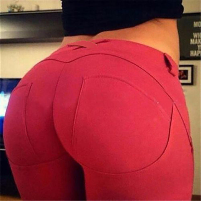 Female fitness leggings - Steam Pumped