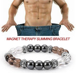 Unisex Magnetic Therapy Slimming Bracelet
