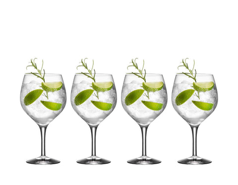 Orrefors   GIN & TONIC 4-PACK 64CL