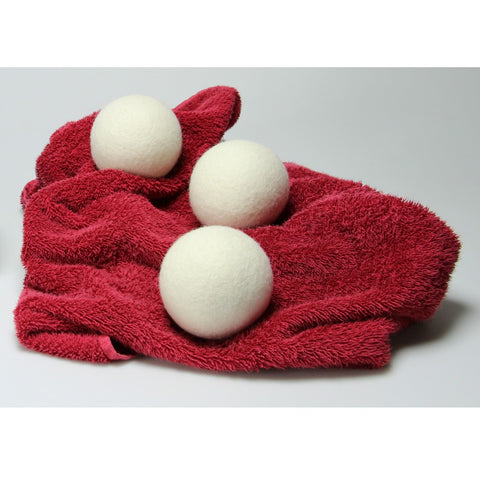 Brix Design Wool DryerBalls 3 stk