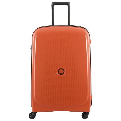 Delsey Belfort + trolley orange 70 cm.